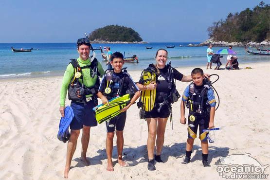 kata beach house reef phuket