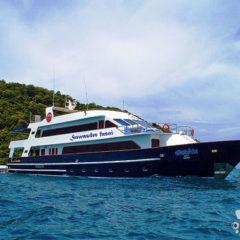 MV Sawasdee Fasai – Liveaboard Phuket