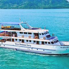 Similan Liveaboard Deep andaman queen book now phuket