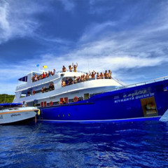 Budget Boats – Liveaboard Phuket