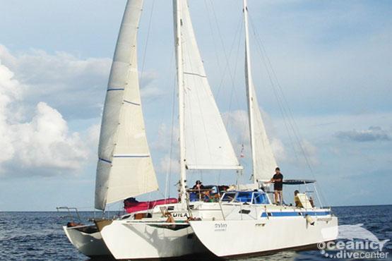 Aquila yacht charter phuket