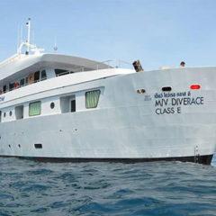 MV DiveRACE – Liveaboard Phuket