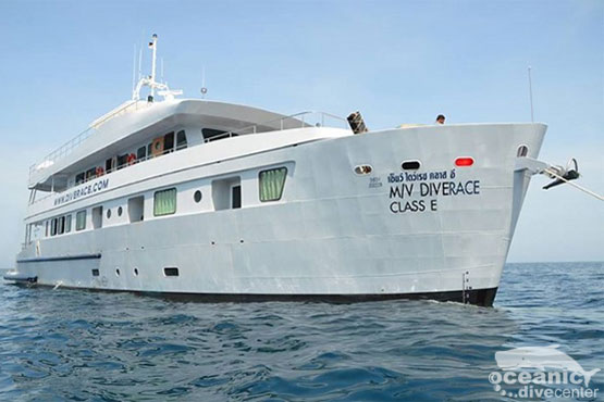Similan Liveaboard DiveRACE Phuket