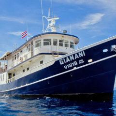 MV Giamani – Liveaboard Phuket