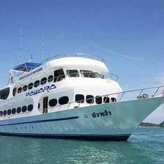 pawara liveaboard bookings phuket