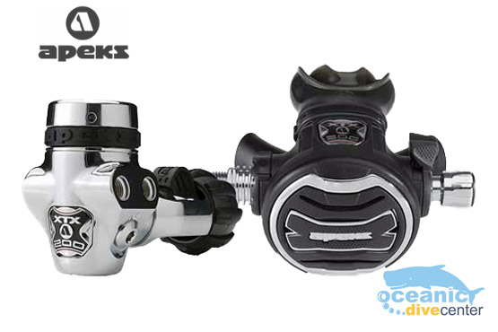 Apeks xtx200 1st stage regulator oceanic - Apex dive gear ...