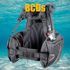 BCDs Phuket – Buoyancy Control Devices – Oceanic Dive Center