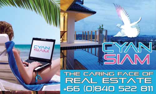 cyan siam villa rental car hire phuket