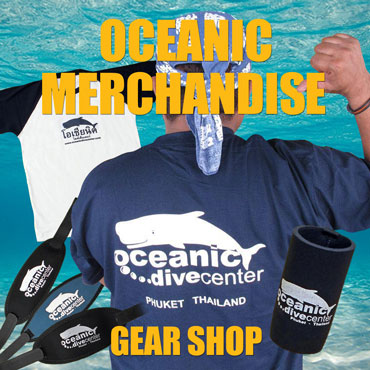 oceanic gear shop phuket