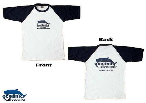 Oceanic T-Shirts Phuket