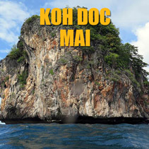 Koh Doc Mai (Flower Island) – Phuket Day Trip Dive Site