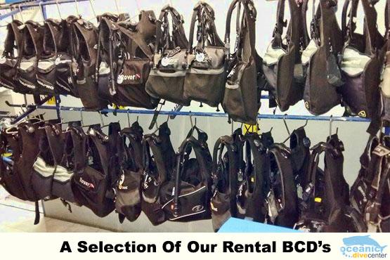 Dive rental gear oceanic - Oceanic dive equipment ...