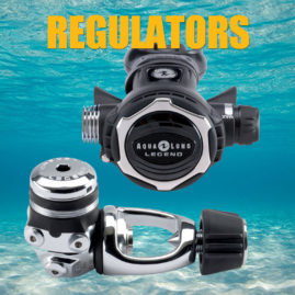 scuba regulators oceanic gear shop phuket