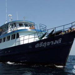 Similans Liveaboard booking Phuket