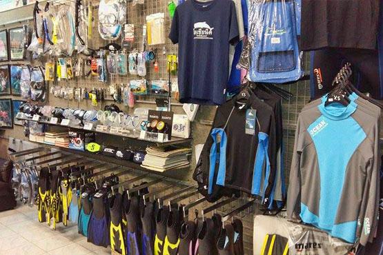 Dive shop phuket scuba equipment sales oceanic oceanic for The dive shop