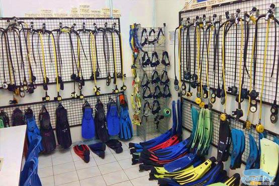 Scuba Equipment Sales