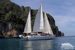 Trimaran Aquila Liveaboard Phuket
