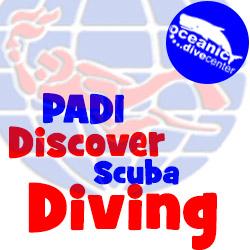 Padi Discover Scuba Diving DSD Phuket