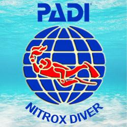 PADI Enriched Air Diver Specialty – PADI Nitrox Course – Phuket