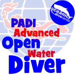 PADI AOW Course Phuket