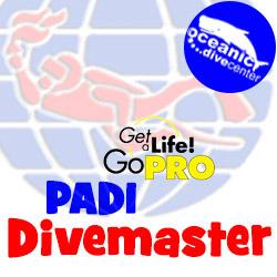 PADI Divemaster Training Course Phuket