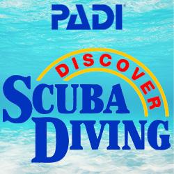 DSD Padi discover scuba diving phuket
