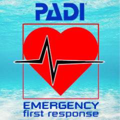 PADI Emergency First Response Course – Phuket