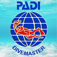 Padi GoPro DM Divemaster Course Phuket