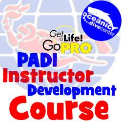 PADI Instructor Development Course Phuket