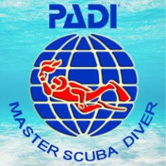 Padi MSD Master Scuba Diver Course Phuket