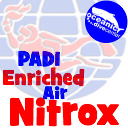 Padi EAN Nitrox Diver Course Phuket