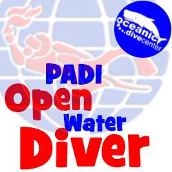 PADI Open Water Diver Course Phuket