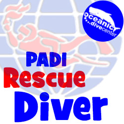 Padi Rescue Diver Course phuket