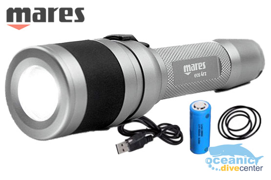 Mares EOS 4RZ Dive Torch Dealer Phuket