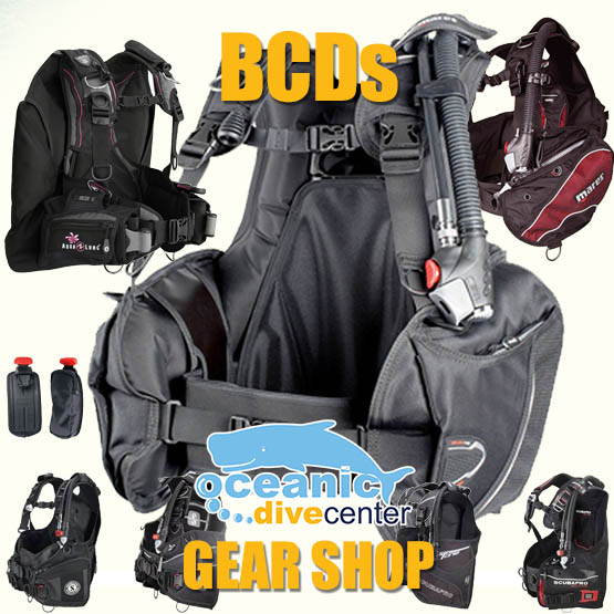 Bcds phuket buoyancy control devices oceanic dive - Oceanic dive equipment ...