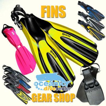 Fins archives oceanic - Oceanic dive equipment ...