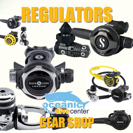 Regulators oceanic dive center oceanic - Oceanic dive equipment ...