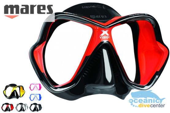 Mares X-Vision LiquidSkin Mask Phuket