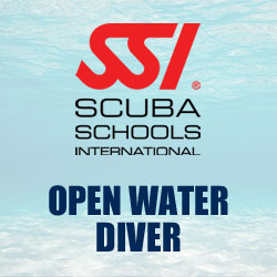 SSI OW OPEN WATER DIVER PHUKET