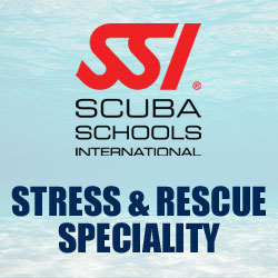 SSI Stress & Rescue Speciality Course – Phuket