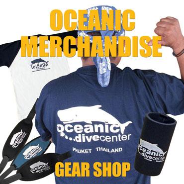Oceanic Merchandise