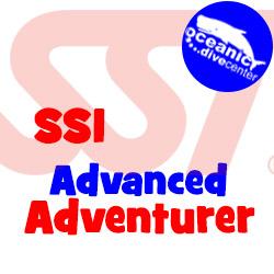 SSI Advanced Adventurer Course Phuket