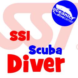 SSI SCUBA DIVER COURSE PHUKET