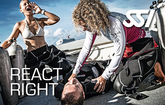 Ssi React Right Course Phuket Oceanic